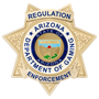 Arizona Department of Gaming / Problem Gambling Division Logo