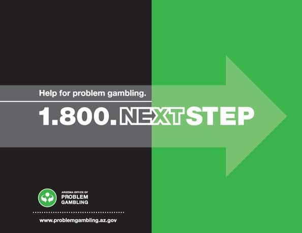Arizona department of gaming problem gambling west end casino